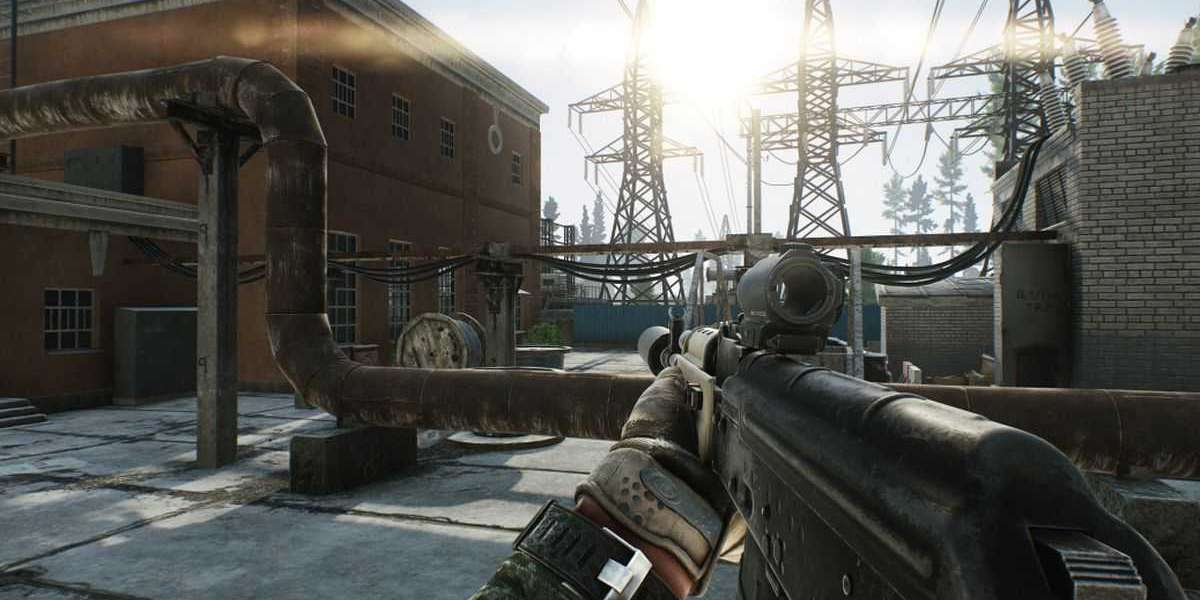 In Escape from Tarkov we can acquisition abounding altered items