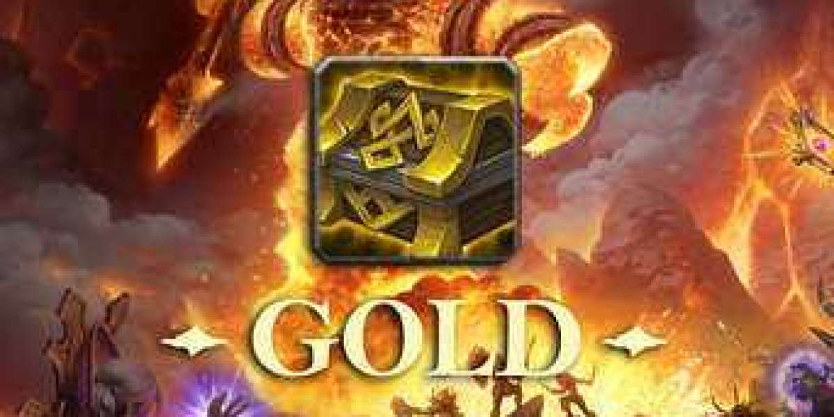WoW Classic Gold can only be slowly farmed through quest rewards