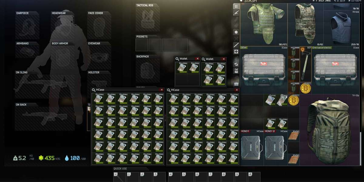 Disconnected mode in Escape from Tarkov is intended for training