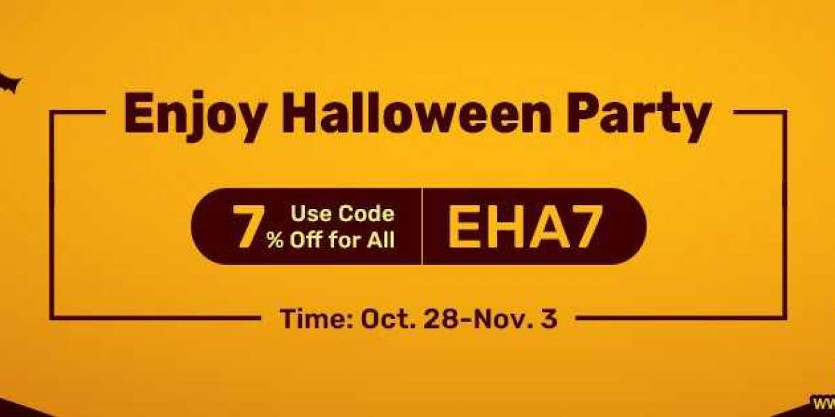 Up to 7% off runescape gold selling site with Code EHA7 for you to Take Part In Halloween Party