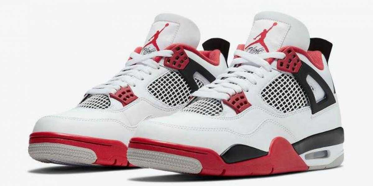 Hot Air Jordan 4 Fire Red to Release on November 28, 2020