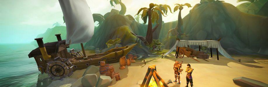 Speak with Commander Veldaban on ways to start to RuneScape