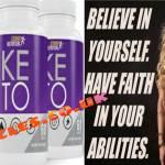 Strive Nutrition Keto