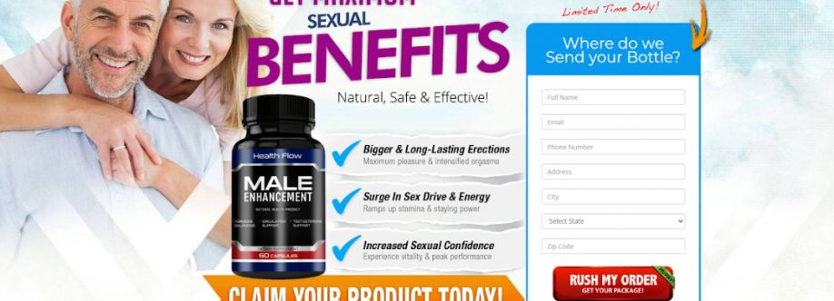 Health Flow Male Enhancement Pills [Review] In US -Improve Sexual Performance!