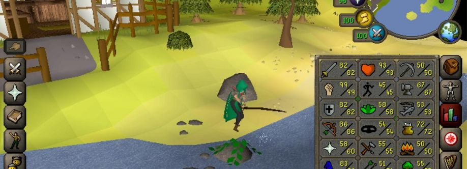 RuneScape - There are too many villages and towns to list